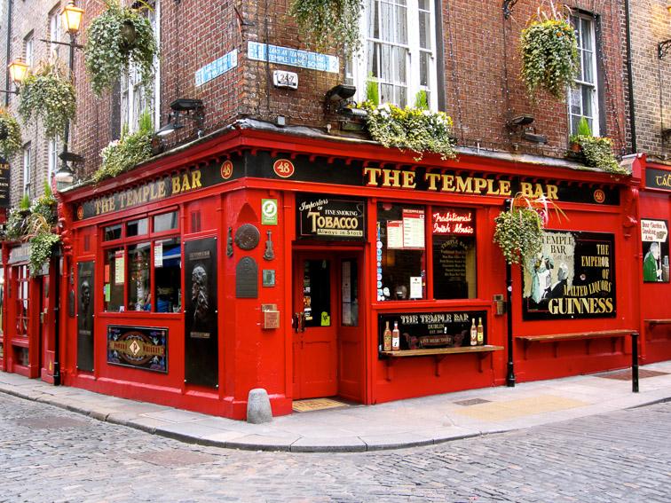 foto temple bar